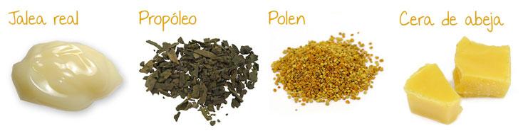 Productos que se obtienen de la abeja